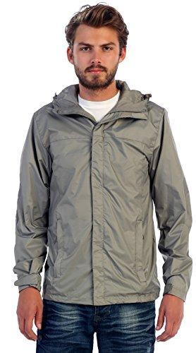 Gioberti Men's Waterproof Rain J...
