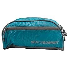 SEA TO SUMMIT TRAVELLING LIGHT TOILETRY BAG MIDNIGHT/SLATE (LARGE)