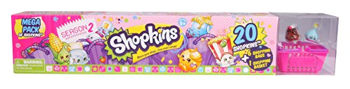 Shopkins Series 2 Playset (Mega-Pack)