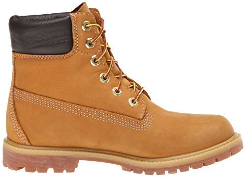 Womens 6 Premium Boot Wheat Nubuck