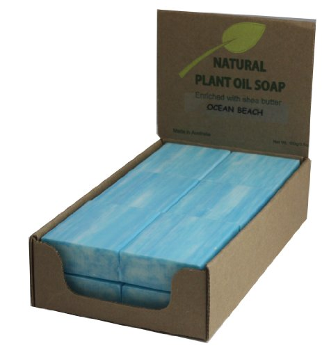 Ocean Breeze Spa (French milled Ocean Breeze natural soap (12))