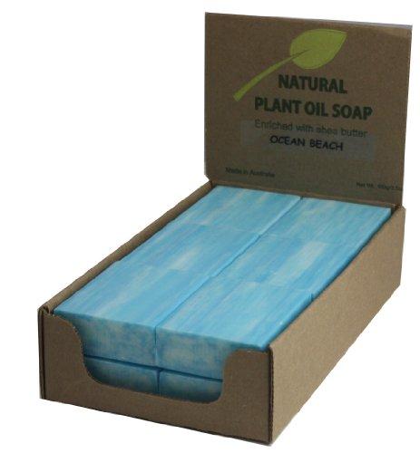 Ocean Breeze Natural Soap 12 Bars