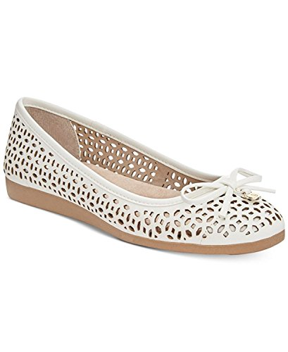 Odeysa2 Giani Bernini White Loafers Frauen Leder FqUxvq
