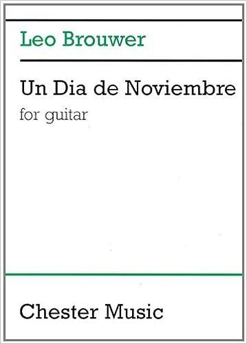 partition guitare un dia de noviembre