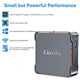 GUZILA Mini PC,Intel Celeron J4125 Processor