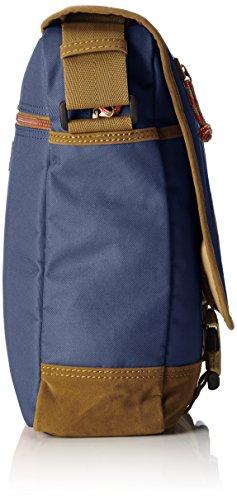 camel active - Bolso bandolera  Hombre, azul (Azul) - 207 602 50 azul