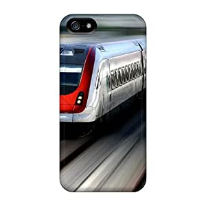 Fashion BQu2733Ktyn Cases Covers For Iphone 5/5s(fast Train)