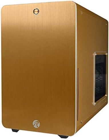 RAIJINTEK Styx Micro-Tower Oro - Caja de Ordenador (Micro-Tower ...