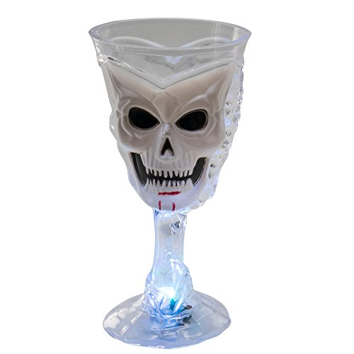 Halloween Carnival Toys 9061Goblet with Lights ()