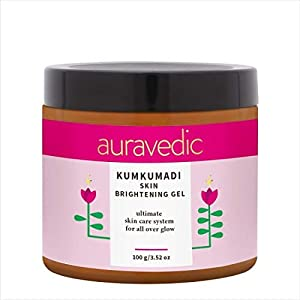 AURAVEDIC Kumkumadi Gel for Brightening & Glow – Kumkumadi to Purify, Detox, Glow & Renew Face & Skin   Beauty Ritual…