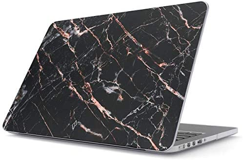 A1932 A2179 with Retina Display and Touch ID Licht Blau Wei/ß Mit Gold Marmor Marble Muster Moroccan Mosaik Hard Plastik Case BURGA H/ülle Kompatibel F/ür MacBook Air 13 inch Case Model