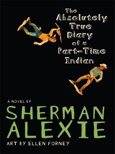 The Absolutely True Diary of a Part-Time Indian (Thorndike Literacy Bridge Young Adult) by Alexie, Sherman (2008) Hardcover