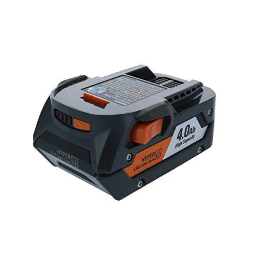 RIDGID R840087 18-Volt Lithium Ion 4-Amp/Hour Pack (Ridgid Battery Pack 18v)