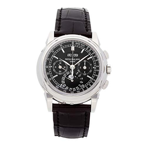 Patek Philippe Grand Complications Mechanical (Hand-Winding) Black Dial Mens Watch 5970P-001 (Certified Pre-Owned)
