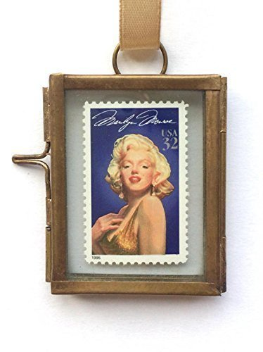 Marilyn Monroe Framed Postage Stamp Keepsake Gift