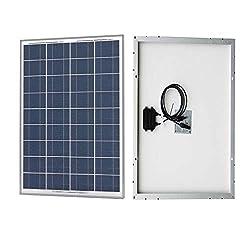 Unlimited Solar 85 Watt 12 Volt Polycrystalline Solar Panel