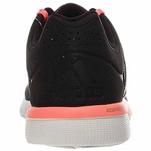 adidas Performance Women's CC Cross Country Fresh 2 W Running Shoe, Core Black/Black/Light Flash Red, 11 M US