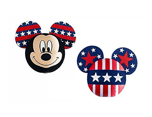 Disney Mickey Mouse American Pride Antenna Topper / Pencil Topper]()