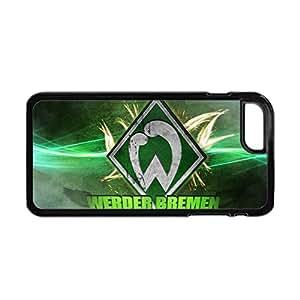 Hard Plastic Back Phone Case For Man Custom Design With Werder Bremen Fc For Iphone 6 Plus 5.5 Apple Choose Design 5