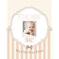 Normson First and Five Year Baby Memory and Record Book, Journal, Photo Album...