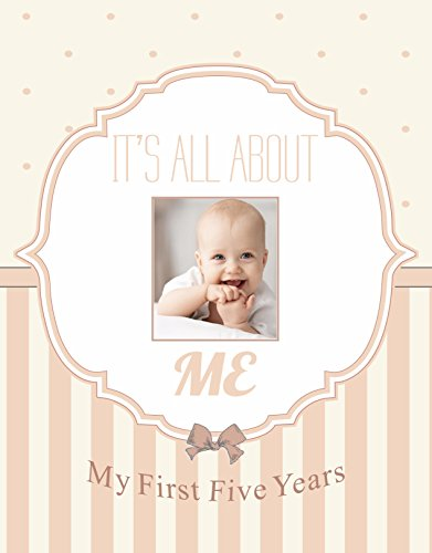 Normson First and Five Year Baby Memory and Record Book, Journal, Photo Album, Scrapbook