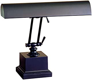 product image for House of Troy P14-202-81 13-Inch Portable Desk/Piano Lamp Mahogany Bronze