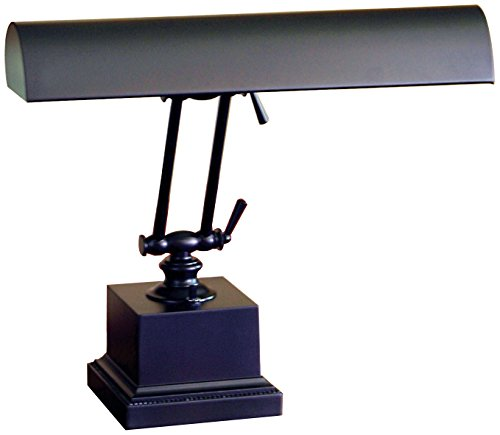 House of Troy P14-202-81 13-Inch Portable Desk/Piano Lamp Mahogany Bronze by House of Troy