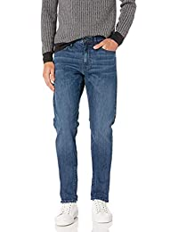 Men's Standard Slim-fit Selvedge Jean
