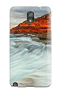 Sanp On Case Cover Protector For Galaxy Note 3 (scenic)