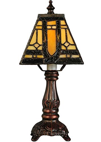 (Meyda Tiffany 142878 Lighting, Mini, Finish: Mahogany Bronze)