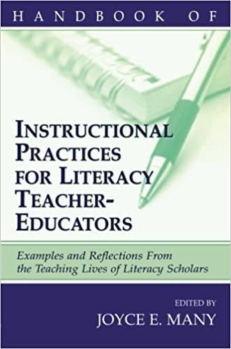 Free audio for books downloads Handbook of Instructional Practices for Literacy Teacher-educators: Examples and Reflections From the Teaching Lives of Literacy Scholars (Swedish Edition) PDF DJVU