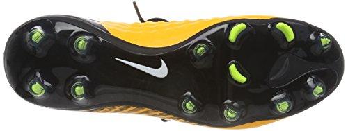 Nike Magista Orden II FG, Scarpe da Calcio Uomo Arancione (Laser Orange/Black-white-volt-white)