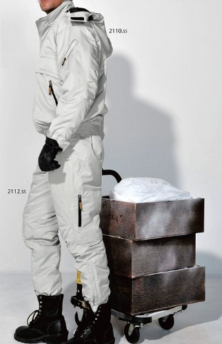 バートル(BURTLE) 2110 防寒ブルゾン(大型フード付) B00GOX07XW LL 3.ネイビー 3.ネイビー LL