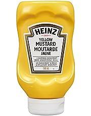 Heinz Yellow Mustard, 380mL