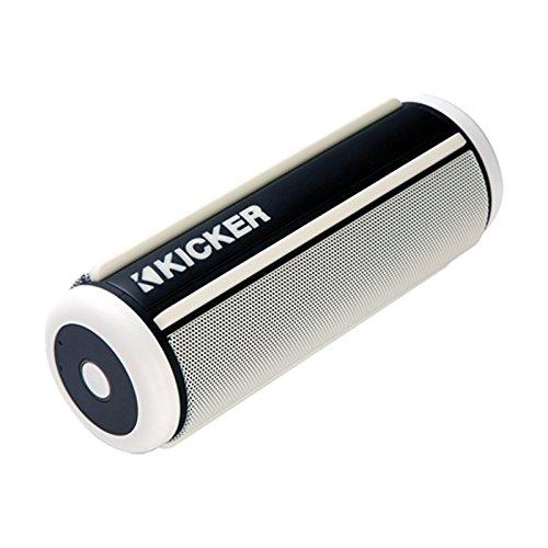 Kicker KPw2 Bluetooth Speaker White