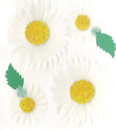 Jolee's Boutique Dimensional Stickers, (Dimensional Stickers Daisy)