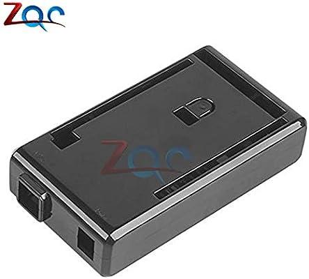 Caja negra de la caja del ABS PARA el gabinete del controlador Arduino Mega2560 R3 con interruptor: Amazon.es: Bricolaje y herramientas