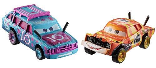 Disney/Pixar Cars 3 Blind Spot & Pushover Vehicle, 2 Pack