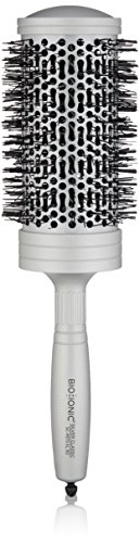 BIO IONIC Silver Classic Nanoionic Conditioning Brush, X-Large, 0.3 lb. ()