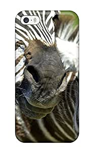 Herbert Mejia's Shop Best Case Cover Protector Specially Made For Iphone 5/5s Laughing Zebras