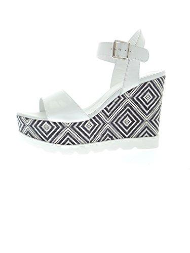 Igi&Co 58481 Sandalo Donna Bianco 40