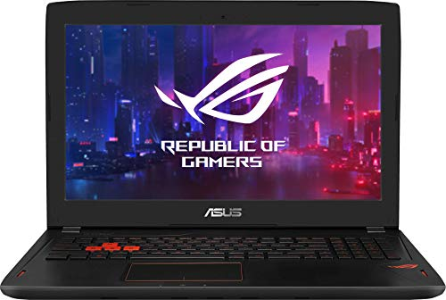 ASUS GL502VM-FY213T – Ordenador Portátil de 15.6″ FullHD (Intel Core i7-7700HQ , 16GB RAM, 1TB HDD+128GB SSD, Nvidia GeForce GTX1060-6GB, Windows 10) Aluminio Negro