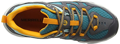 Castle Rock Blue Tahr Hiking Wtpf Rise Mujer Low Merrell ZgfYxwaw