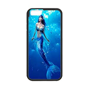 iPhone 6 Plus 5.5 Inch Phone Case Mermaid A4A8899157