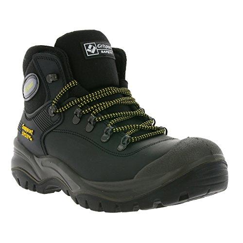 Grisport 703ldv16/39Cortina Stivali di sicurezza S3, Nero, Taglia 39