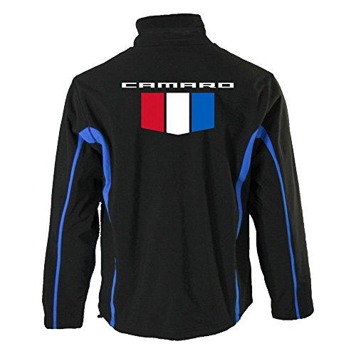 chevrolet camaro jacket - 1