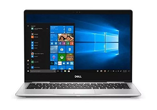 Dell Inspiron 13 i7370-5593SLV-PUS Laptop | Intel Core i5-8250U | 8GB RAM | 256GB SSD | 13.3 in Full HD IPS TrueLife LED-backlit touchscreen (1920 x 1080), 10-finger multi-touch support (Renewed)