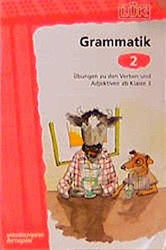 LÜK Grammatik: LÜK: Verben und Adjektive: Grammatik ab Klasse 3