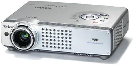 Sanyo PLC-XU58 XGA Ultraportable Multimedia Projector Video ...
