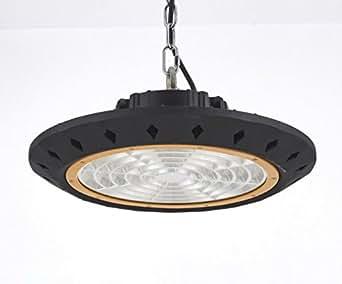 5pcs/lot LED UFO high bay light 100W industrial lighting 100-277V outdoor spotlight water proof ip65